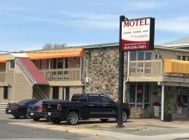 Motel Bellefeuille, Trois-Rivières