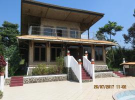 Salak Sunise Homestead, Bogor