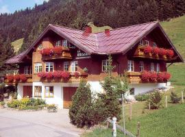 Landhaus Bilgeri, Balderschwang