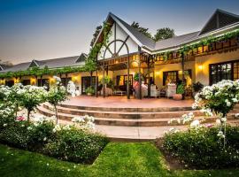 Hlangana Lodge, Oudtshoorn