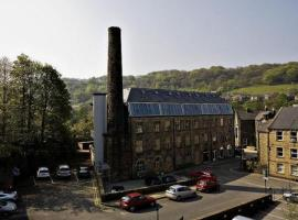 Croft Mill, Hebden Bridge