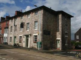 The Cross Keys Hotel, Llanymynech