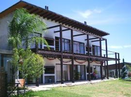 Palmares de Guaviyu Apart hotel, Quebracho