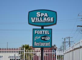 Spa Village Travel Inn