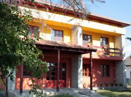 5 Puttonyos Vendégház, Tokaj