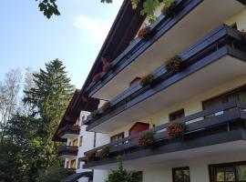 Appartment-Hotel-Hölzl, Grünwald