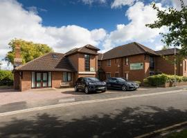Abbeyfield Lodge, Stockton-on-Tees