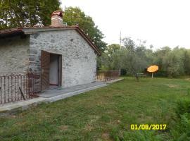 Rustico, Borgo a Mozzano