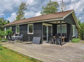 Three-Bedroom Holiday Home in Hesselager, Hesselager
