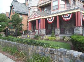Hermansaders Victorian Mansion B & B, Columbia