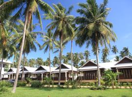 Phangka Paradise Resort, Taling Ngam Beach