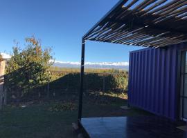Rincon KooCo, Tupungato