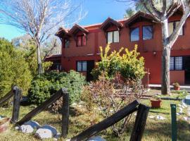 Cabañas El Challao, Mendoza
