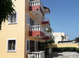 Aparta Hotel Velissa, Cabrera