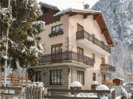 Casa Graziano, Gaby