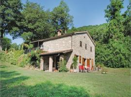 Casa Auro, Borgo Pace