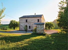 Casa Ribona, Giuliodori