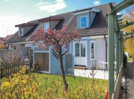 Holiday home Abbekås 41, Abbekås