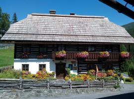 Alte Schule, Bad Kleinkirchheim