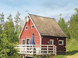 Holiday home Halasjövägen Trensum, Svarvaremåla