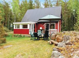 Holiday home Halasjövägen Trensum III, Svarvaremåla