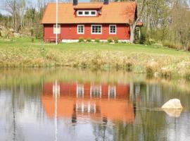 Holiday home Årnilt Björkelund Oskarström, Skavböke