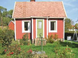 Holiday home Bäckarebodavägen Ramdala, Ramdala