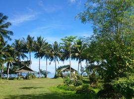 Kahamut-An Beach and Cottages, Puerto Princesa City