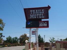 Trails Motel, Lone Pine