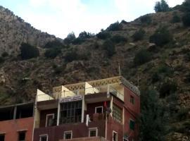 Hotel Timichi Setti Fadma, Asgaour