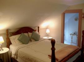 Brigadoon Bed & Breakfast, Mystic CT, Mystic