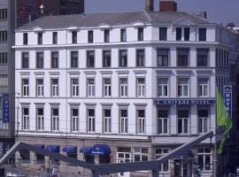 Univers Hotel & Brasserie, Liège