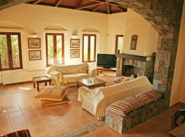 Sunny House For All Seasons, Stalida