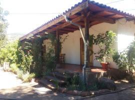 Casa Campo Los Tricahues, Los Tiuques