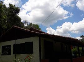 São Sebastião do Sertão, Cunha