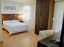 新伊瓜蘇勃朗峰公寓酒店, Nova Iguaçu