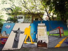 Olah Hostel, Sao Paulo