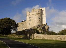 Roch Castle, Roch