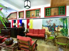 波薩達艾斯塔拉金波爾圖酒店, 阿拉亞爾-杜卡布