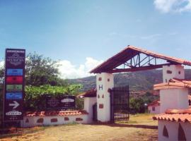 San Rafael del Campo - Estación Turística, Barichara