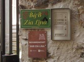 B&B Zia Lina, Dongo