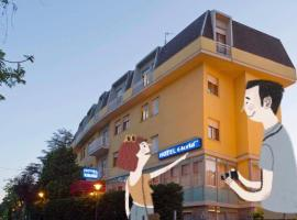 Hotel Gloria, Salsomaggiore Terme
