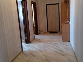 Apartment at the Yunosti boulevard, Mazyr