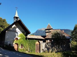 Château du Vigny - Gîte, Saint-Michel-de-Maurienne
