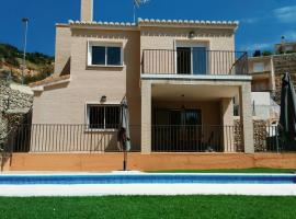 Casa El Autillo entre Mar y Montaña, Pedreguer