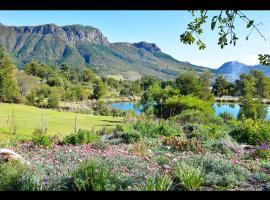 Umami Mountain Retreat, Franschhoek