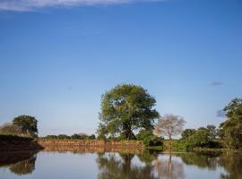 Pousada Barao do Peixe, Barao de Melgaco