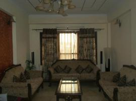 3 Bedroom apartment, by GuestHouser, Ghaziabad