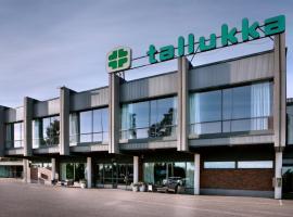 Hotelli Tallukka, Asikkala