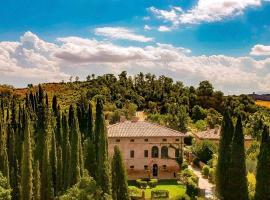 Villa Armena, Condé Nast Johansens, Buonconvento